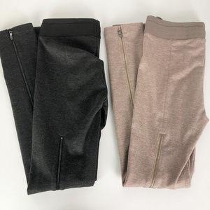 BCBGMAXAZRIA KIMANA pull on pants (2) A0606